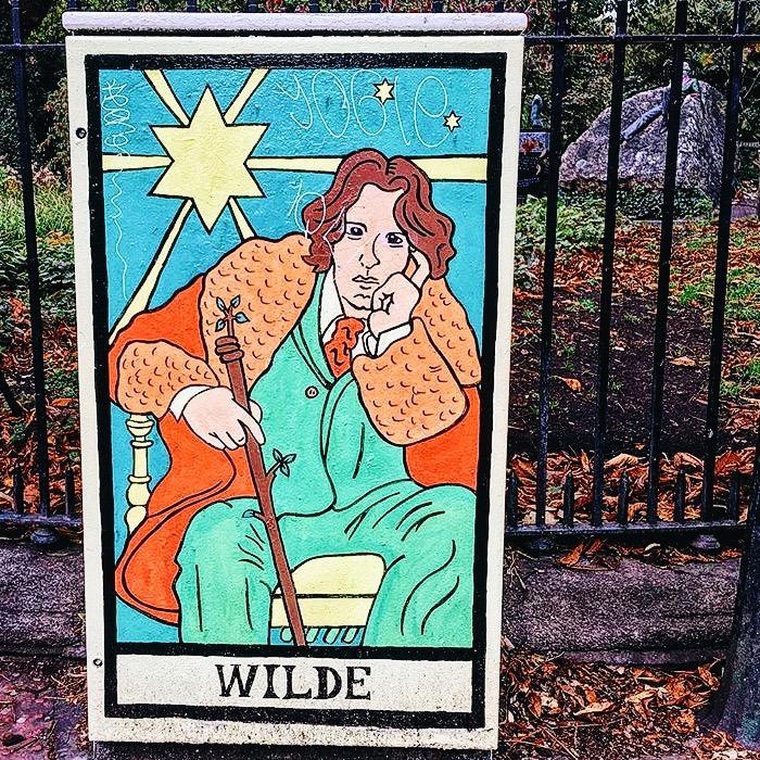 Oscar Wilde Tarot