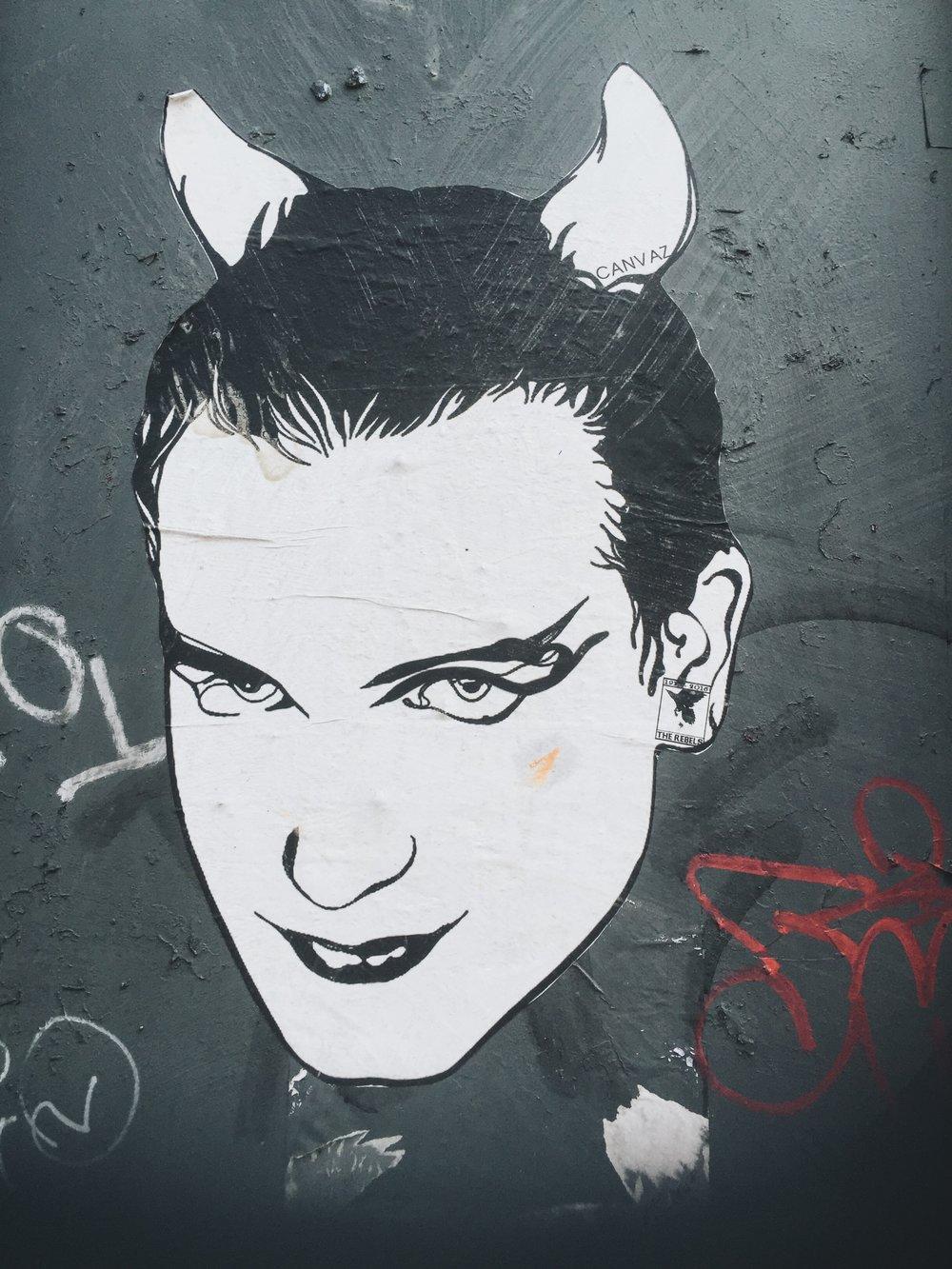 Sinead O Connor Devil Woman