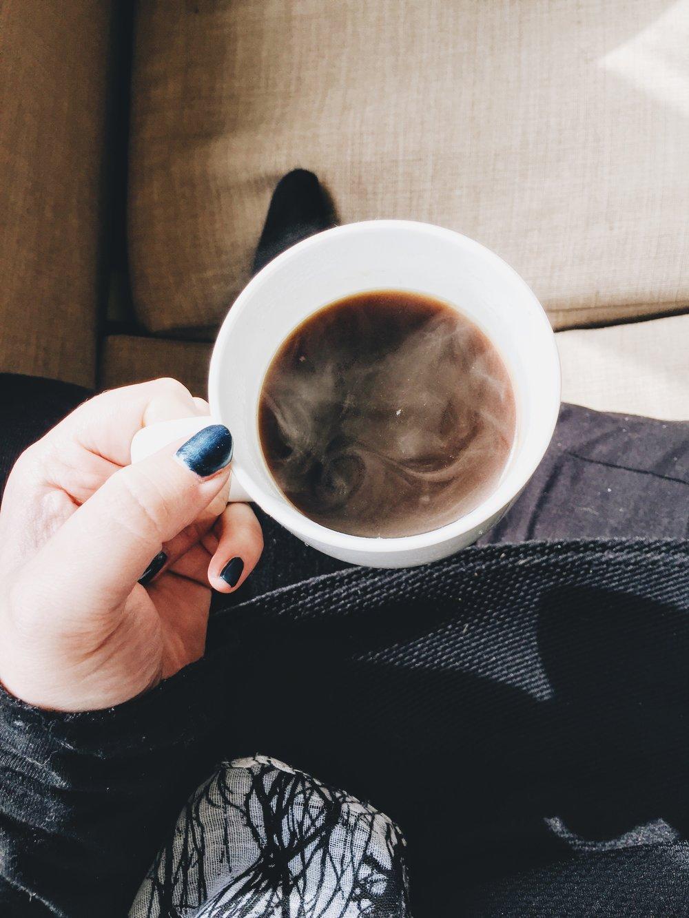 Hot black coffee.JPG