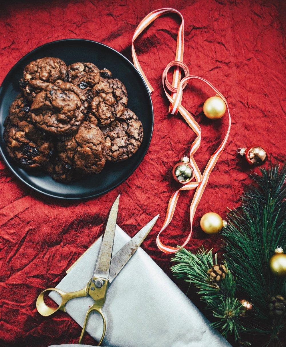 rich chocolate brookies