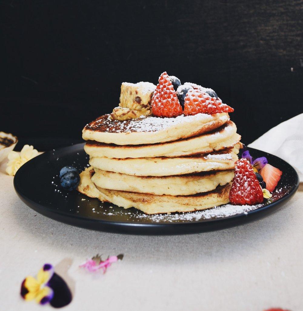 Bill Granger Ricotta Pancakes