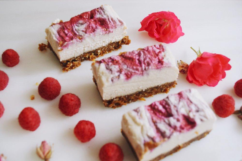 raw vegan dessert