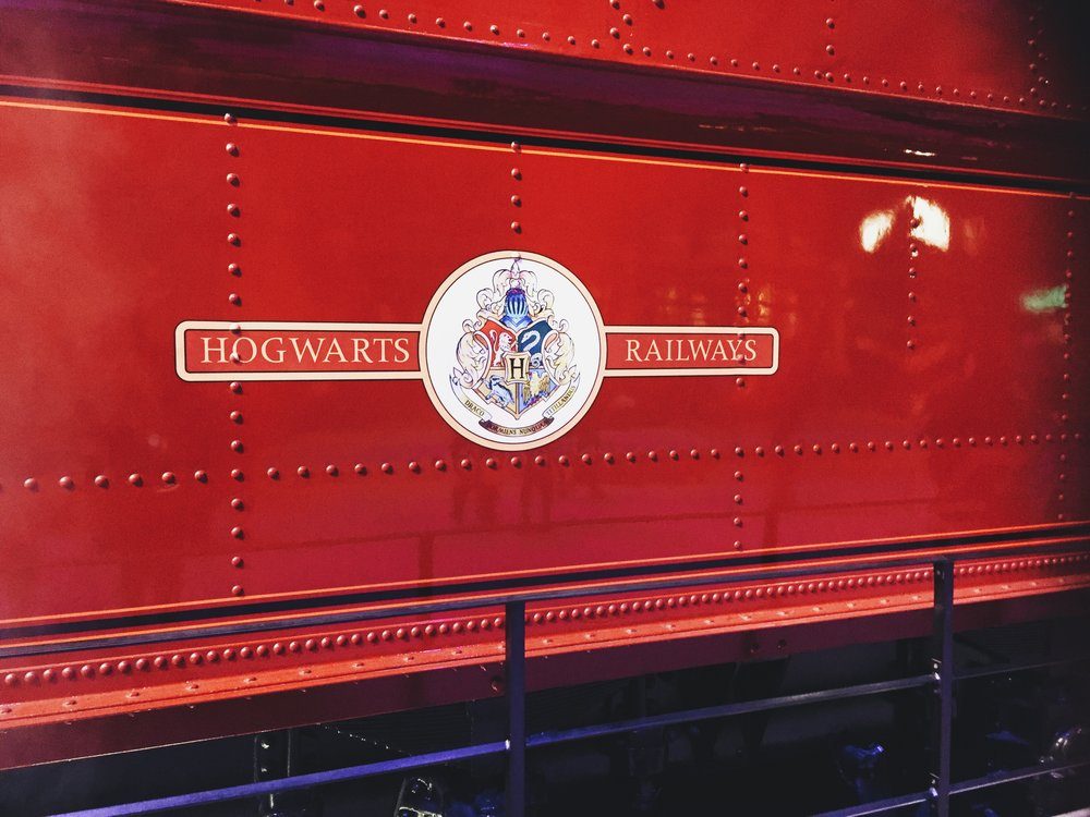 The Making Of Harry Potter: Warner Bros Studio Tour London Hogwarts Express