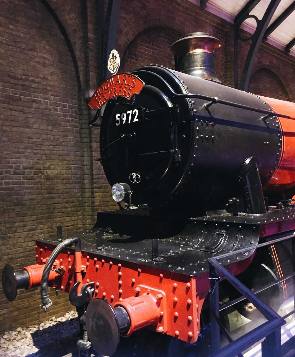 The Making Of Harry Potter: Warner Bros Studio Tour London The Hogwarts Express