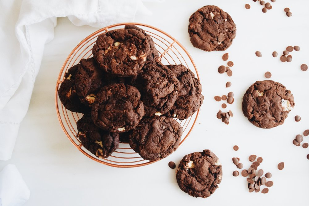 Vegan Brownie Cookies (Brookies)