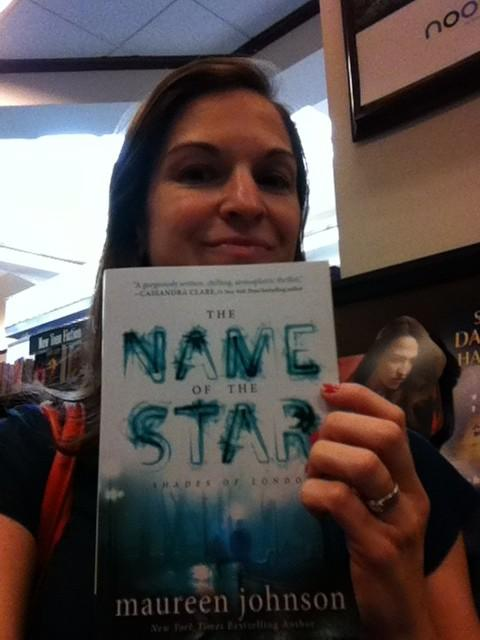 shades-of-london: Sarah Dessen reads NotS!