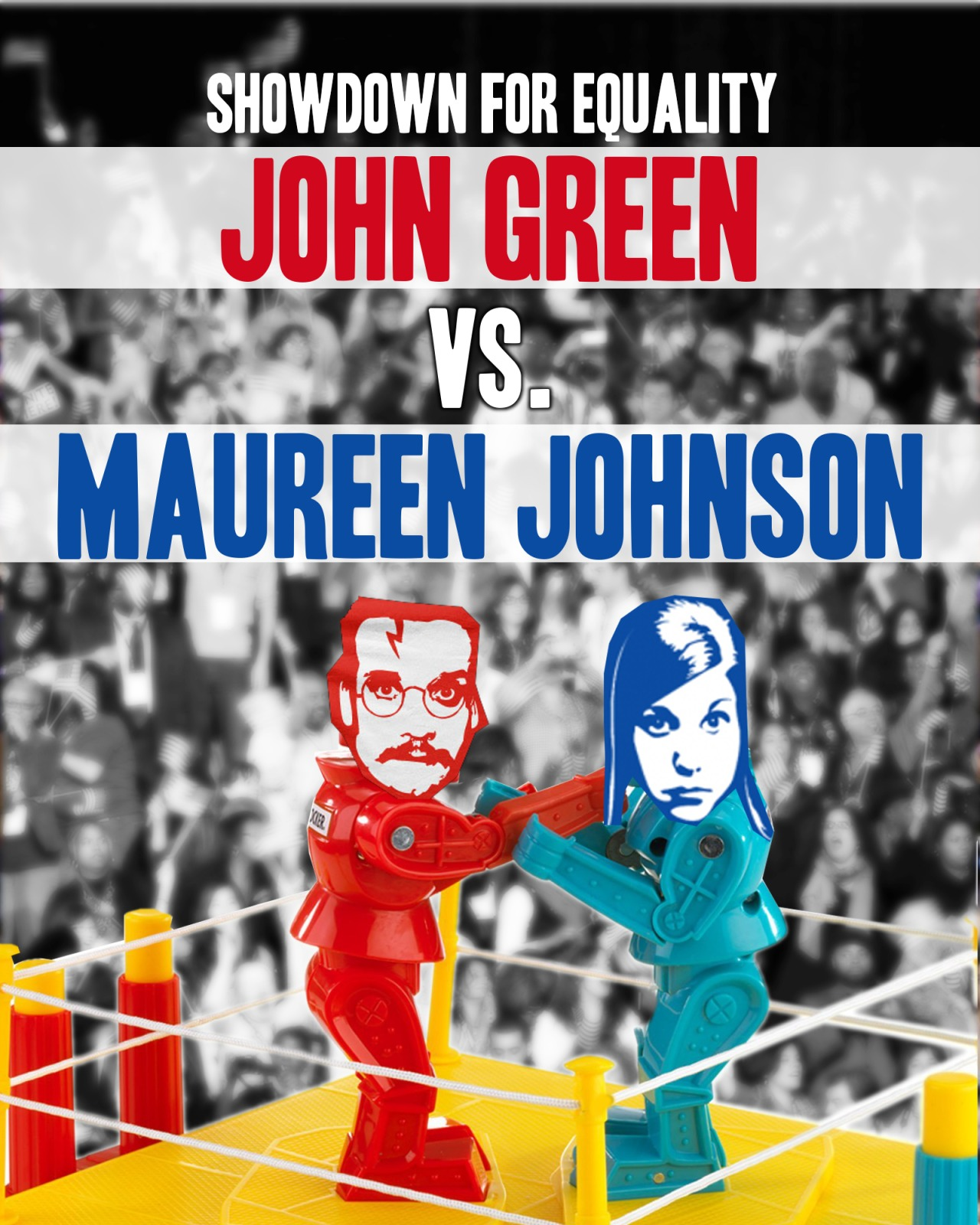thehpalliance: Team John or Team Maureen?Donate to support your fave! Both John and Maureen have writing perks available for Equality FTW -an excerpt fromThe Price of Dawn and a fanfiction about John Green, respectively. You can claim either one to support your team or Switzerland it by going for the awesome nerdfighter bundle! What's it gonna be, Nerdfighteria? Donate here and spread the word! My John Green fanfiction will be unlike anything you have ever read, is all. John's is good too. CHOOSE. Or, DON'T CHOOSE AND GET BOTH.