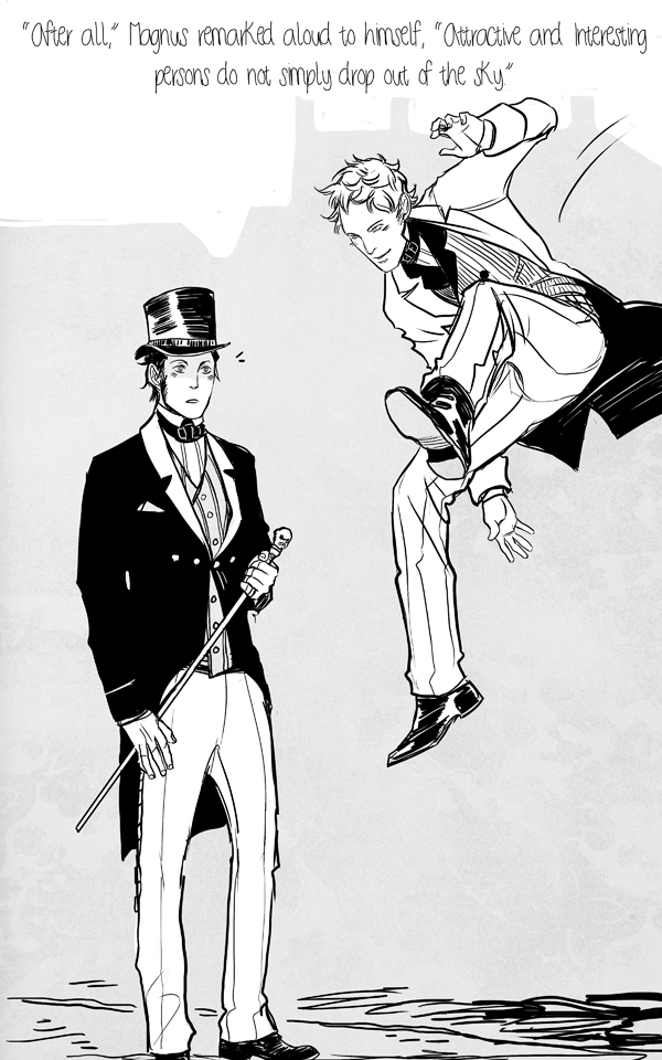 sarahreesbrennan: cassandraclare: VAMPIRES, SCONES AND EDMUND HERONDALE is out today! From whatever fine ebook retailer you patronize. :) Sarah and I hope you will like the tragicomic tale of Will's father, Camille, and a scone-eating mermaid. Illustration above by Cassandra Jean! The Cassandras KEPT this picture from me as a surprise. SARAH: WHA—I've never seen this before! CASSIE: Is a surprise. SARAH: YOU SNEAKY BASTARDS. CASSIE: I didn't know I was going to get called names. SARAH: I don't see why you wouldn't expect it by now… WHAT A BEAUTIFUL PICTURE Cassandra Jeanyus has drawn! I too hope you will enjoy our tale. Laugh, cry… and my personal favourite, read while both laughing and sobbing and saying 'Why, god, what is wrong with you sadistic beasts, why…'