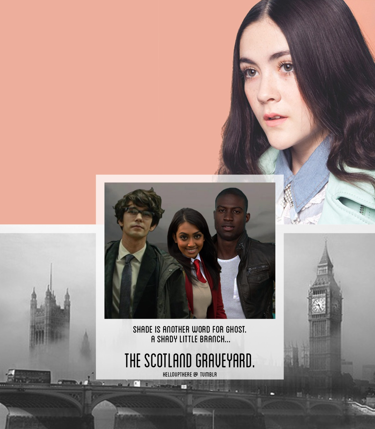 "helloupthere: ""There's something wrong with me."" Isabelle Fuhrman as Rory Ben Whishaw as Stephen Melinda Shankar as Boo Sinqua Walls as Callum I LIKE IT."