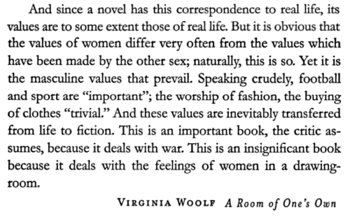 sarahreesbrennan: heatherwpetty: Virginia Woolf, 1882-1941 …in case anyone thought female author bias was a new thing. Sadly, 'lady feelings are dumb' is still the attitude today, and is why romance novels are so looked down on!