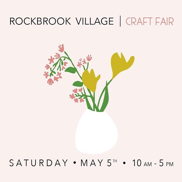 Come see me and other amazing sellers @rockbrookcraftfair Saturday, May 5th! 🌿 . . . . #machinewashable #lumbarpillow #omahaevents #hygge #homesweethome #vintagemarketdays #softpillows #interiordesign #interior4all #shopsmall #foryourhome #pillowlover #thatsdarling #interiorinspo #livecolorfully #throwpillowcover #etsyseller #thesablefox #homedecor #midwestisbest #decorlove #throwpillowsfordays #smallbusiness #pillowlove #decorcrushing #nebraskagram #throwpillows #smallbiz #rockbrookvillage #rockbrookvillagecraftfair