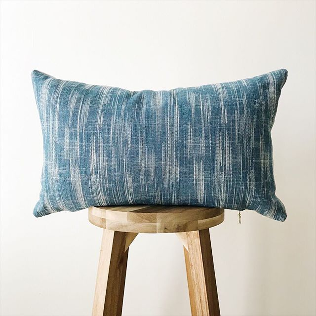 Pretty blue 💙 denim pillow! This one looks great paired with several of my other styles 🙂 . . . . #throwpillowcover #interiorinspo #pillowlove #machinewashable #nebraskagram #smallbusiness #etsyseller #softpillows #foryourhome #livecolorfully #decorcrushing #pillowlover #thatsdarling #shopsmall #decorlove #lumbarpillow #omahaevents #midwestisbest #smallbiz #homesweethome #hygge #thesablefox #throwpillows #interior4all #interiordesign #throwpillowsfordays #etsyshop #omahaevents #rockbrookvillage #rockbrookvillagecraftfair #denimpillow