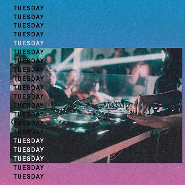 SAY WHAT🕺🏻 We're open on TUESDAYS so come boogey one more night of the week with us!! 🎁🎉🎊🔆❗️❗️❗️#eoslounge TUESDAY TUESDAY TUESDAY TUESDAY