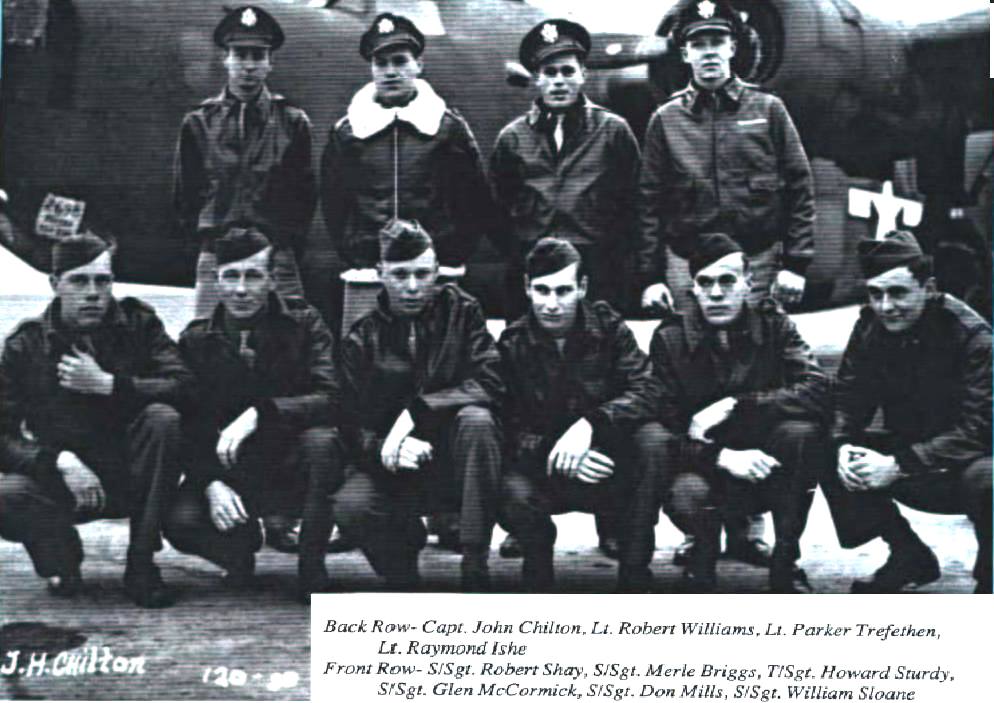Chilton crew