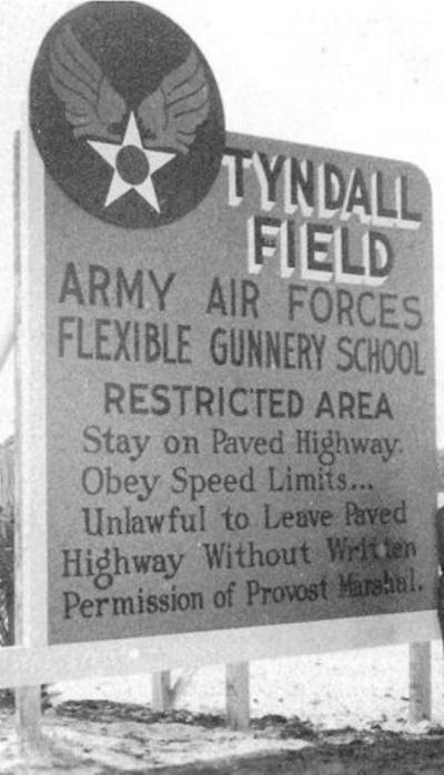 Stewart Tyndall Field sign