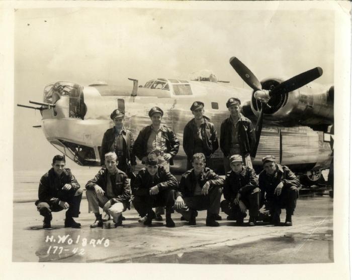 Wolgang crew - Bruland copilot