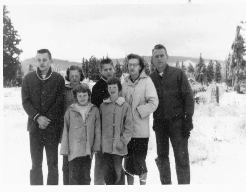 Bruland, Palmer family est 1962
