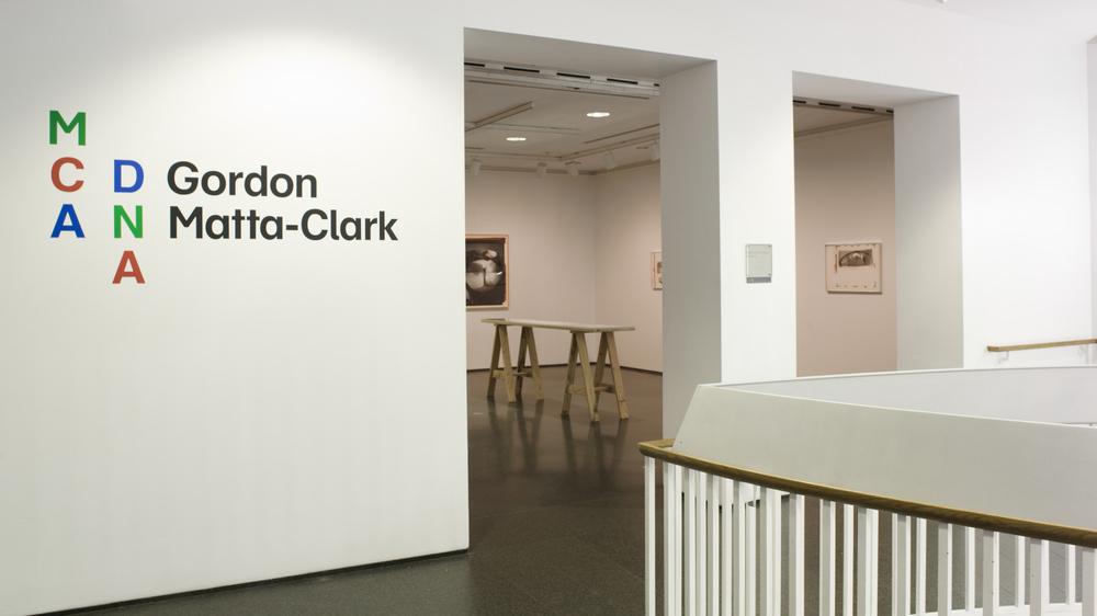 MCA DNA: Gordon Matta-Clark