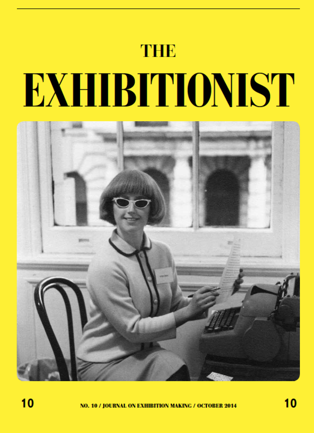 The Exhibitionist  10, October 2014