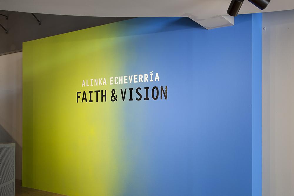 Alinka Echeverría: Faith and Vision