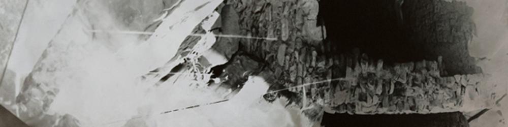 Rachelle Bussieres,  Maison de pierres , 2015 (detail)