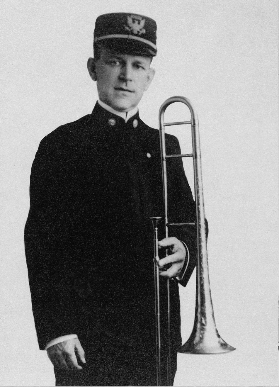 Manuel Yingling, featured trombonist in John Phillip Sousa's Band