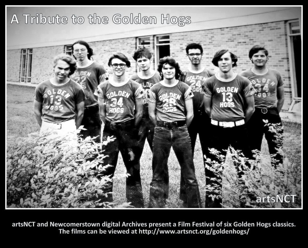 Just click on the photo and be entertained by six Golden Hogs classics.