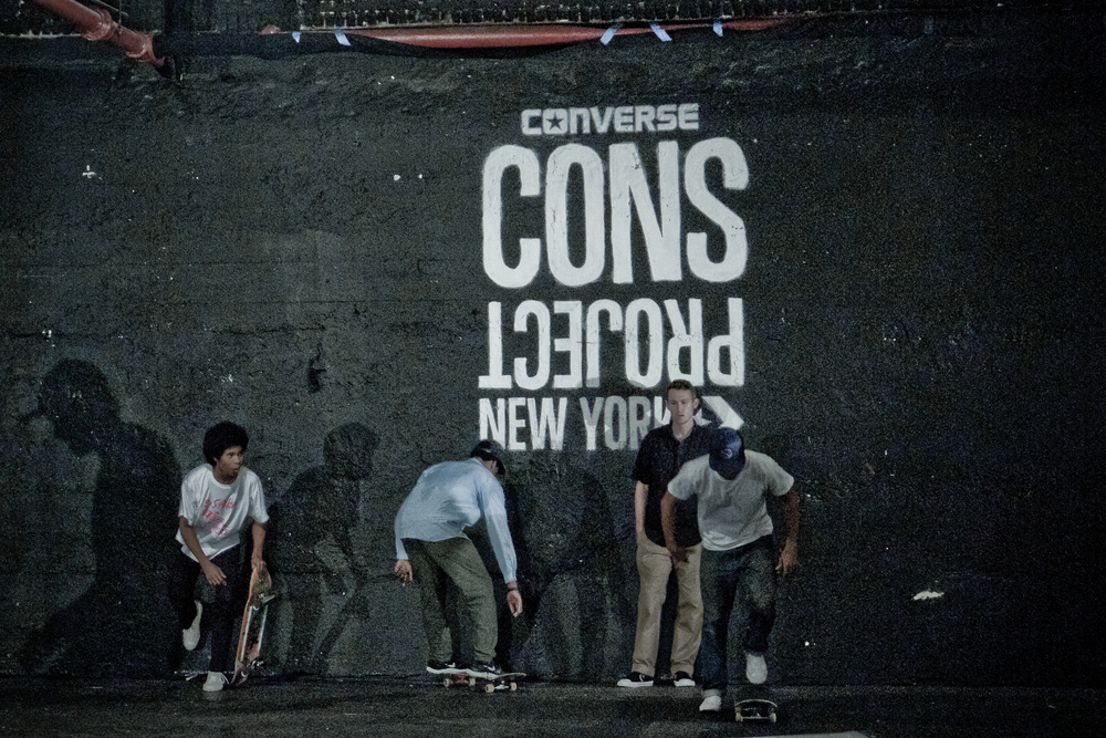 Converse CONS Project: NYC