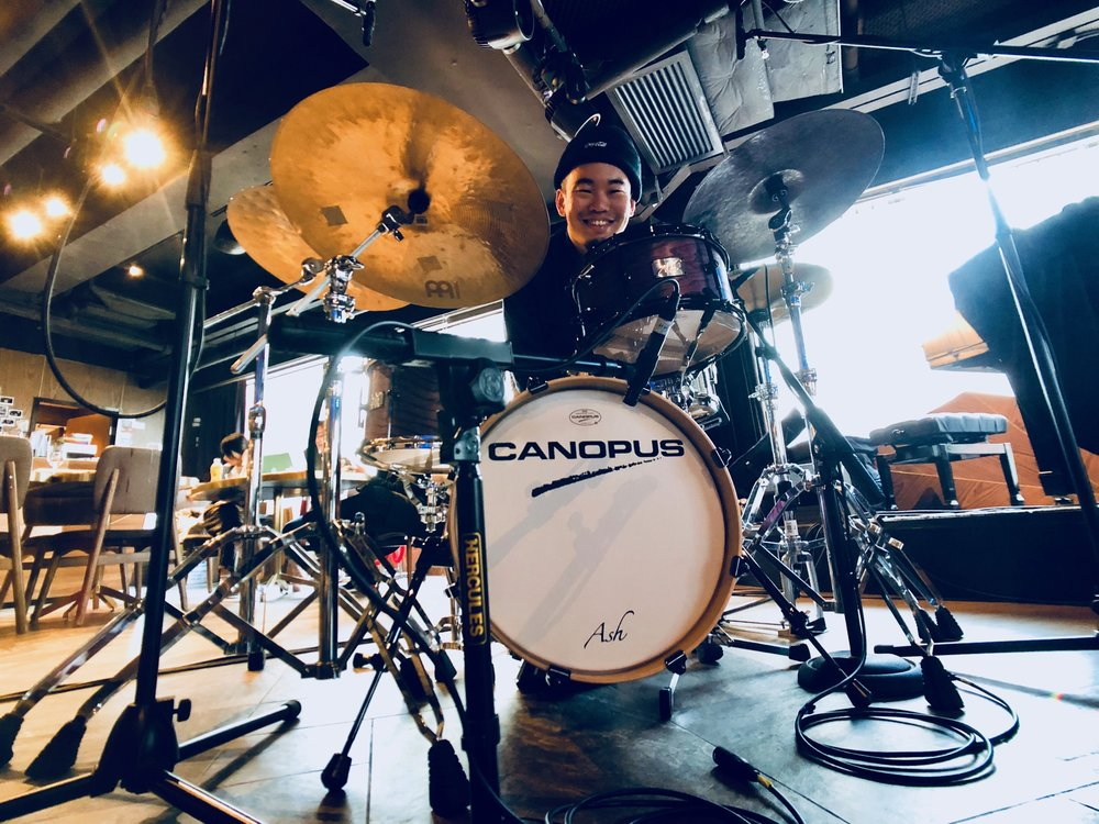 CANOPUS DRUMS | MEINL CYMBALS ARTIST
