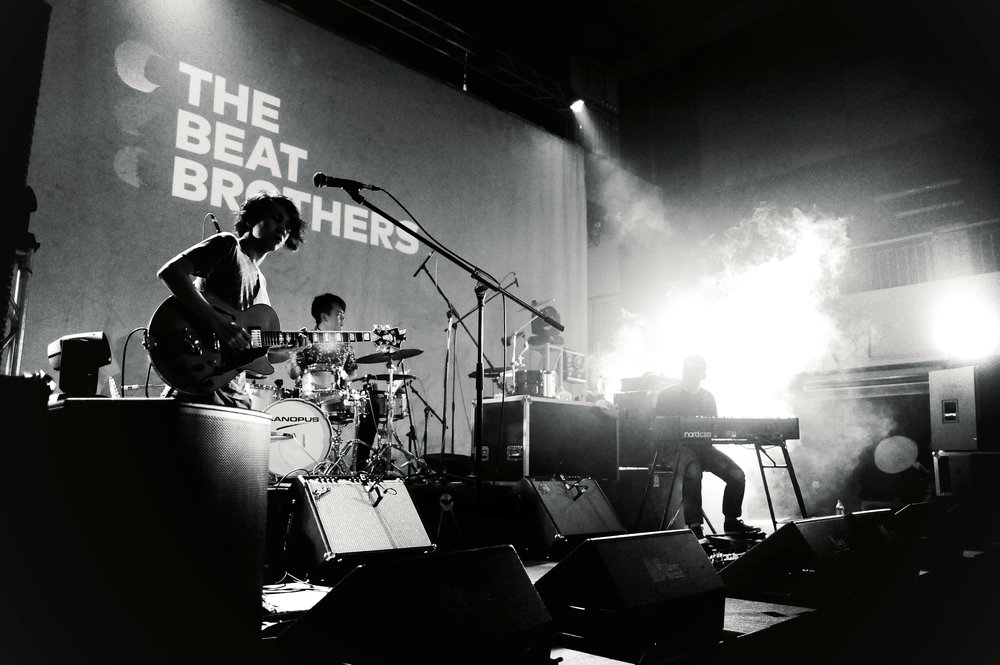THE BEAT BROTHERS