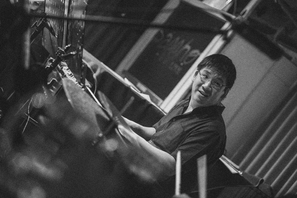 Kerong Chok - 亞洲最好的爵士演奏家之一,為少數精通鋼琴與電風琴兩項樂器的音樂家,是亞洲難得一見的爵士奇才。