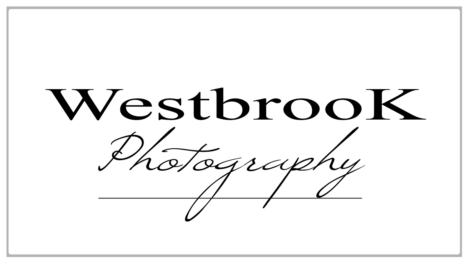 Westbrook Photography~Longview Photographer