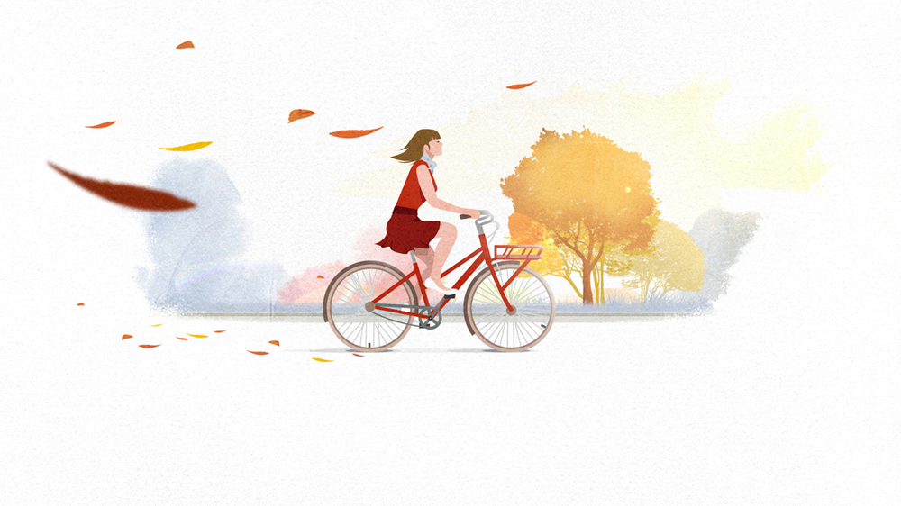 art-direction-illustration-motion-design-boiron-bike