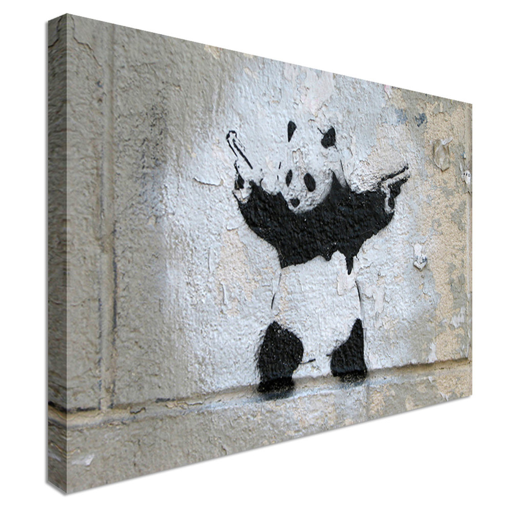 Panda With Guns 20x30 Mirrored77.jpg