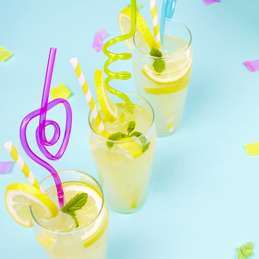 Refreshing Homemade Lemonade!