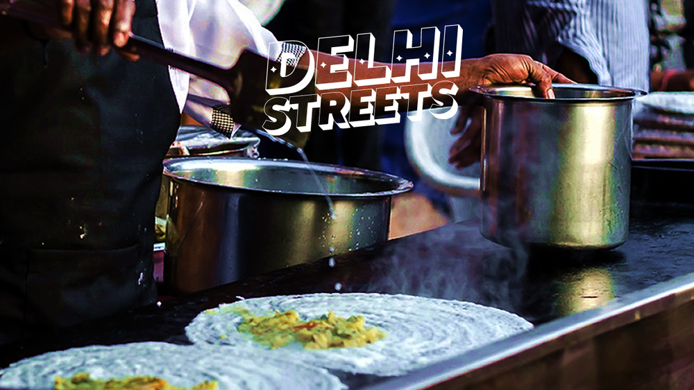Delhi Streets brings a new delicious Indian street food experience    #delhistreet s