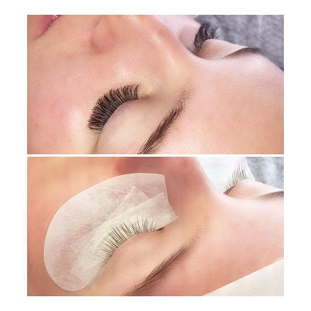 One of today's clients! #ccurl #volumelashes #beforeandafter #bondilashes #bondieyelashes #bondibeauty #lashes #bestlashes #sydneylashes #lashesonfleek #slaylashes #luckygirl #onlineappointments