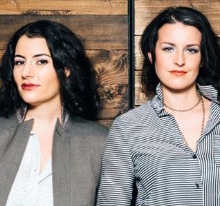 Ruthie   +  Jessica     Ruthie Schulder and Jessica Resler run  The Participation Agency , an award-winning experiential shop and one of the top 10 women-owned businesses in NYC.