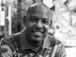 Ant Demby    Ant is the founder of  HumbleRiot , an idea shop that utilizes music and culture to create dynamic experiences and tell compelling stories.