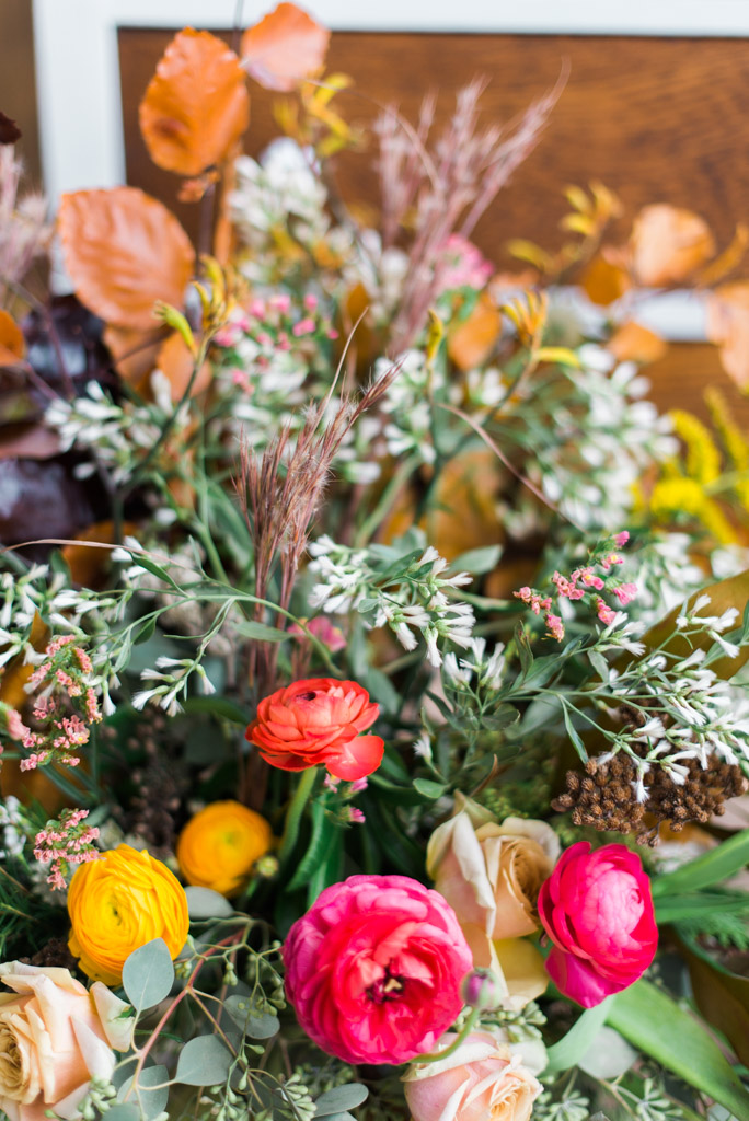 Give Thanks - Holiday Decorating Tips | Part IIPottery Barn + Colonial House of Flowers