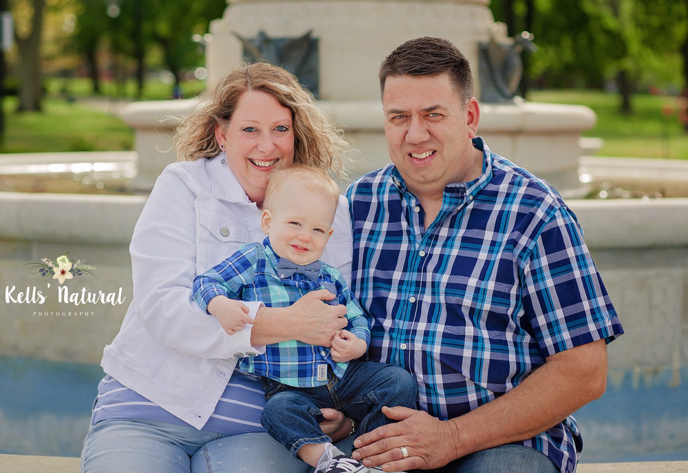 Gage Park Hamilton Family Pictures