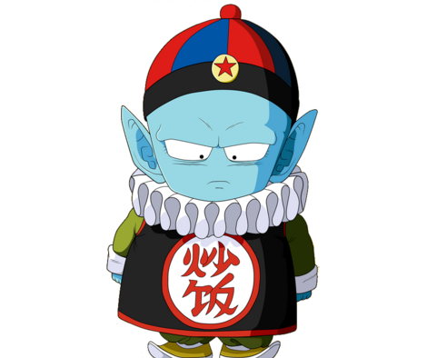 Emperor Pilaf / Dragon Ball
