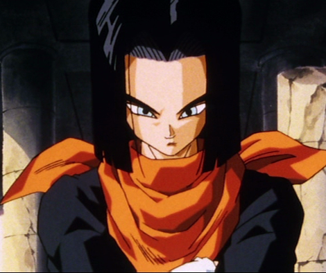 Android 17 / Dragon Ball Z