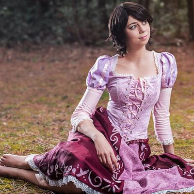 Princess Rapunzel / Rapunzel