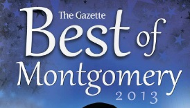 The Gazette:  Best of Montgomery 2013