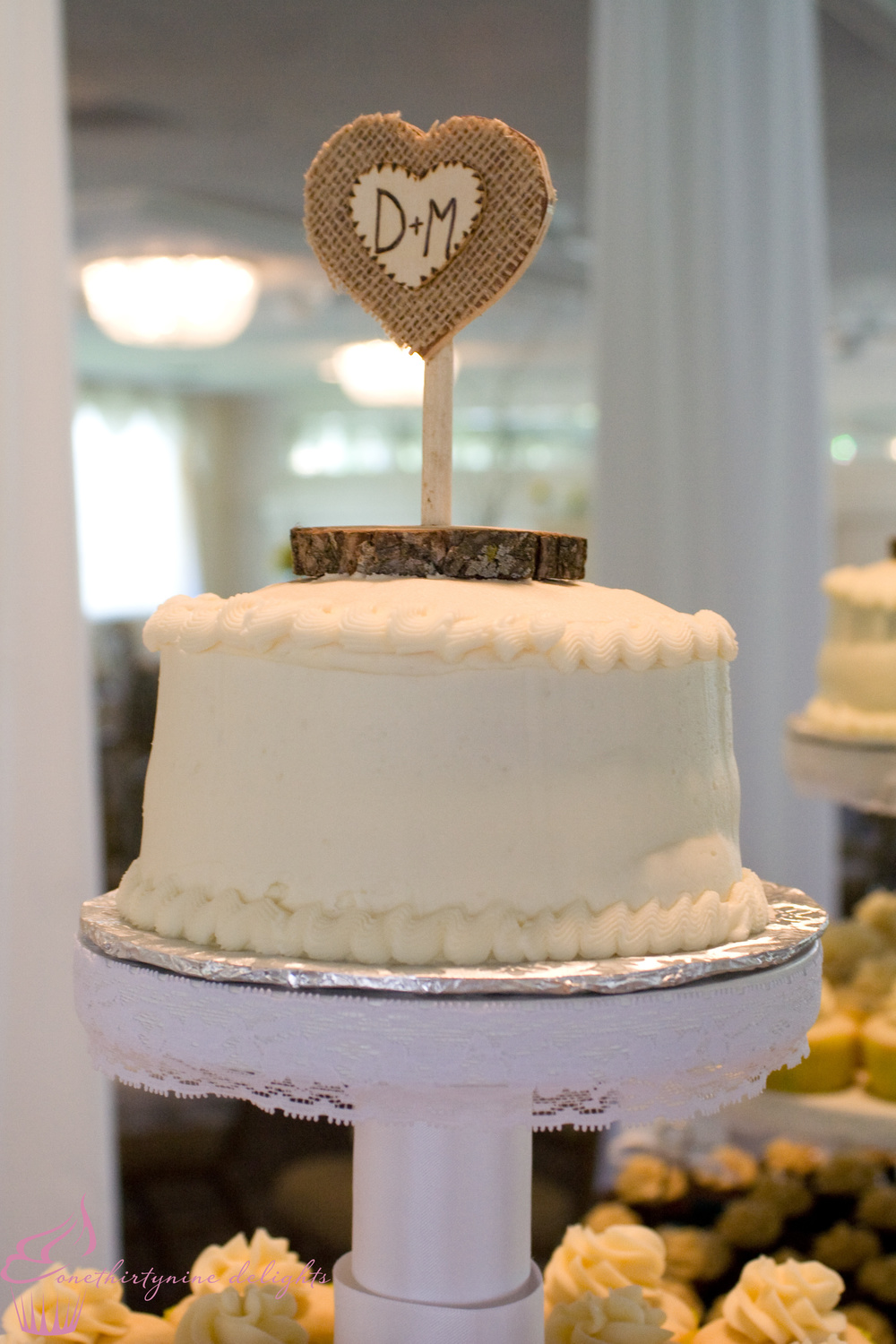 Vanilla Wedding Cake