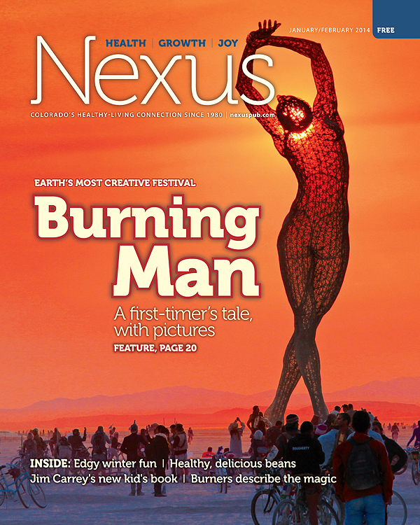 Nexus magazine - cover