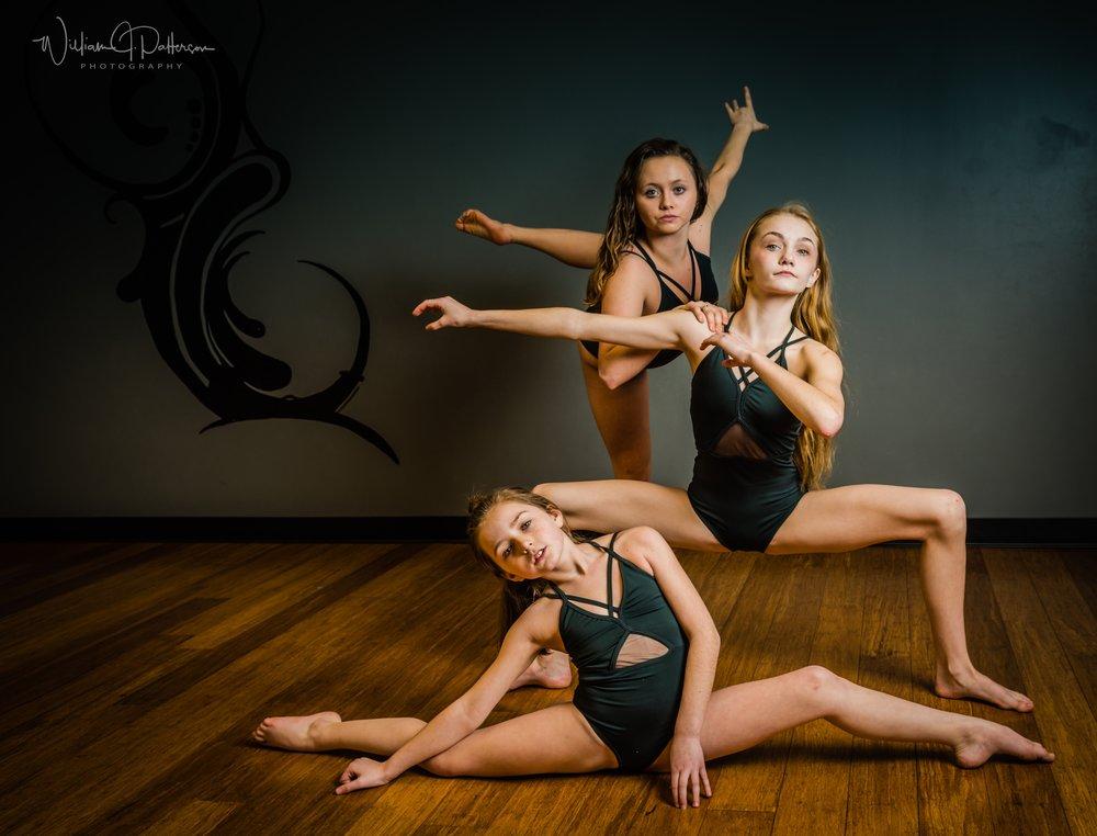 Company dance erotic photo