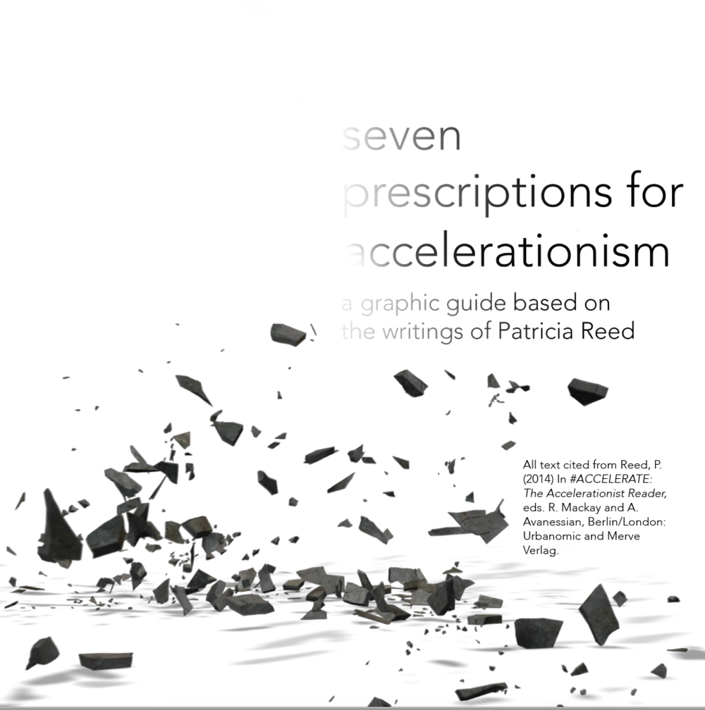 seven prescriptions for accelerationism