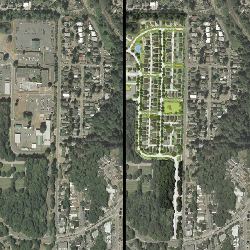 Fort Lawton Redevelopment Plan Seattle, WA